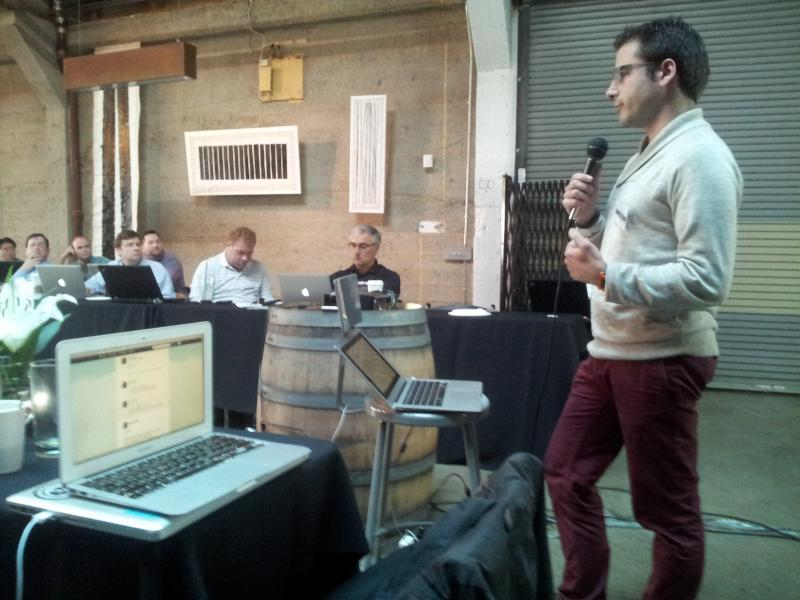 Aaron explains #indieauth to #osfw3c
