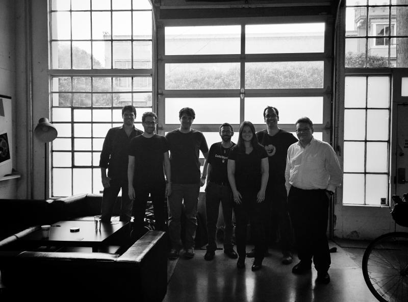 Homebrew Website Club Noir (at @mattervc, photo by @museyapp) #indieweb