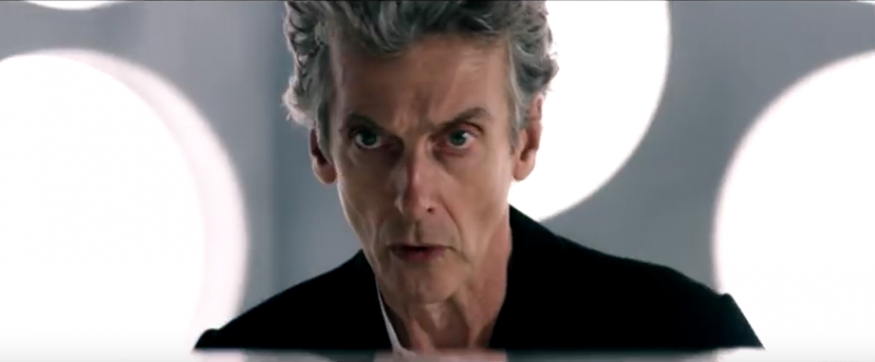 This backdrop from the latest trailer just made me very happy ... #doctorwho