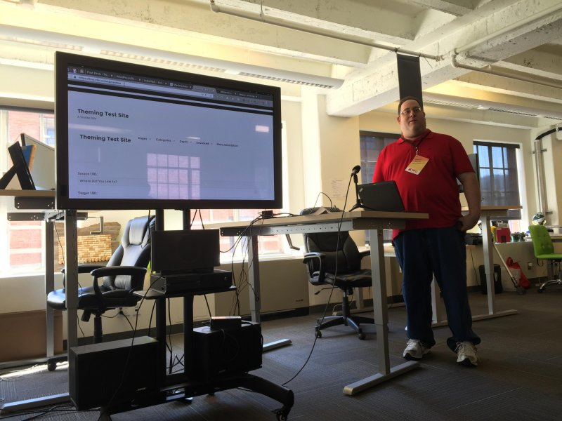 David @dshanske built an easy to use webmention front end for WordPress. #indieweb