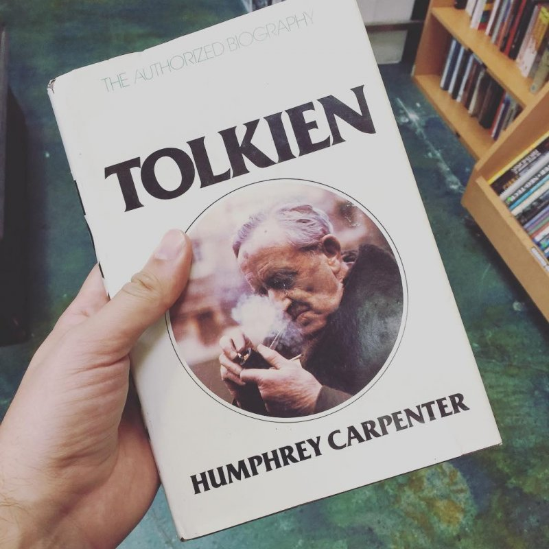 Tolkien never had a big impact on me - but Humphrey sure did. Buying.