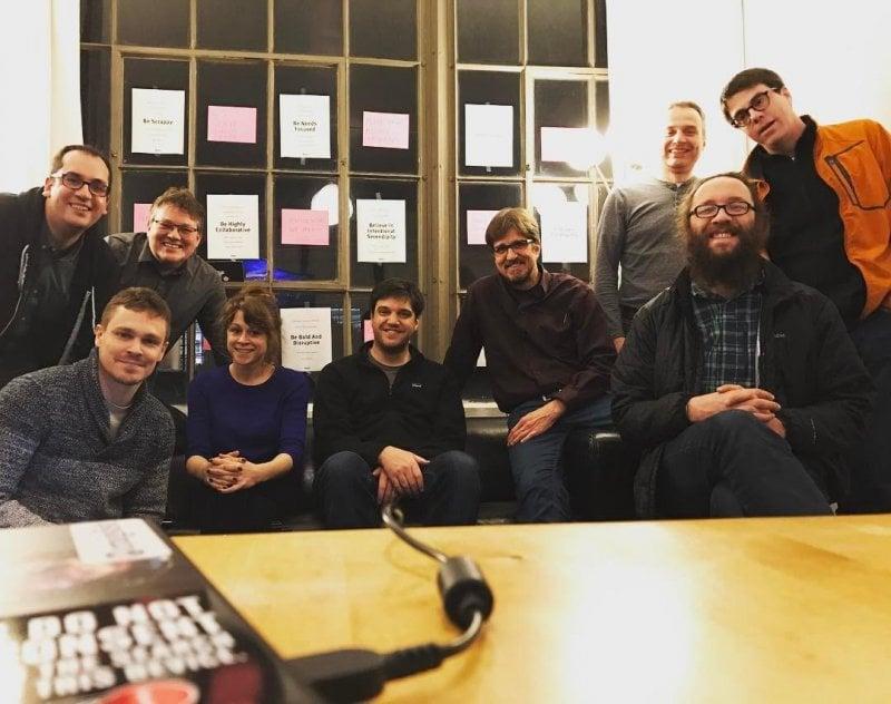 Homebrew Website Club: February 22. #indieweb